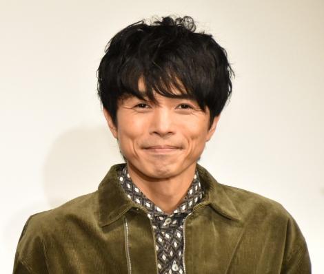 映画『461個のおべんとう』親子試写会イベントに登壇したV6・井ノ原快彦 (C)ORICON NewS inc.