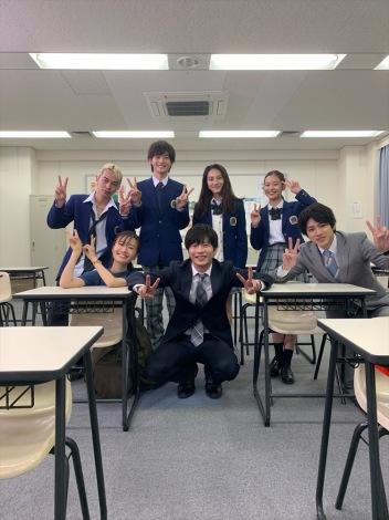土曜ナイトドラマ『土曜ナイトドラマ 先生を消す方程式。』(10月31日スタート)インスタライブを開催 (C)テレビ朝日