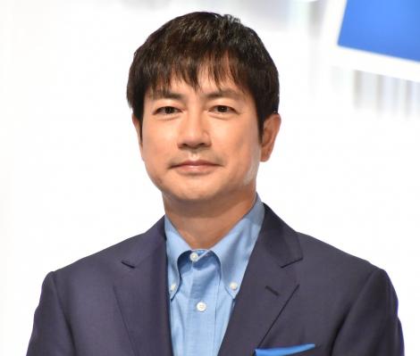 映画『STAND BY ME ドラえもん2』完成報告会に出席した羽鳥慎一アナウンサー (C)ORICON NewS inc.