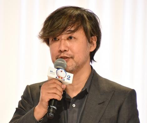 映画『STAND BY ME ドラえもん2』完成報告会に出席した山崎貴監督 (C)ORICON NewS inc.