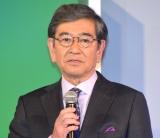 『東京ドラマアウォード2020』授賞式に出席した石坂浩二 (C)ORICON NewS inc.