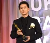 『東京ドラマアウォード2020』授賞式に出席した佐藤健 (C)ORICON NewS inc.