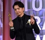 『東京ドラマアウォード2020』授賞式に出席した生田斗真 (C)ORICON NewS inc.