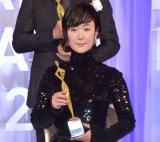 『東京ドラマアウォード2020』授賞式に出席した黒木華(C)ORICON NewS inc.