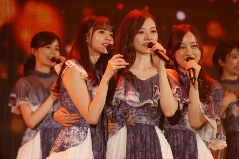 乃木坂46・白石麻衣卒業コンサート『NOGIZAKA46 Mai Shiraishi Graduation Concert 〜Always beside you〜』より