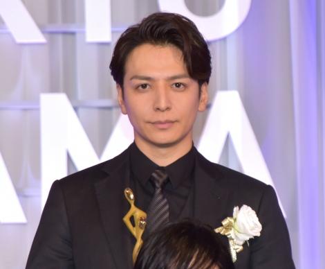 『東京ドラマアウォード』授賞式に出席した生田斗真 (C)ORICON NewS inc.