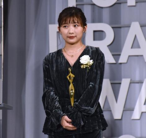 『東京ドラマアウォード2020』授賞式に出席した伊藤沙莉(C)ORICON NewS inc.
