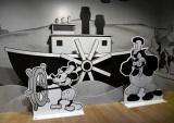 『ミッキーマウス展 THE TRUE ORIGINAL & BEYOND』より (C)ORICON NewS inc.
