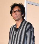 映画『窮鼠はチーズの夢を見る』の大ヒット御礼舞台あいさつに出席した行定勲監督