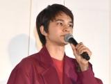 映画『とんかつDJアゲ太郎』の初日舞台あいさつに出席した北村匠海 (C)ORICON NewS inc.