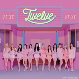 IZ*ONE『Twelve』(ユニバーサル ミュージック/10月21日発売)(C)OFF THE RECORD