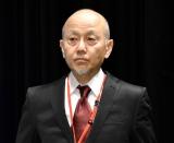 映画『愛のまなざしを』の舞台あいさつに出席した万田邦敏監督 (C)ORICON NewS inc.