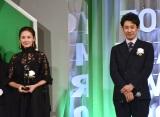『東京ドラマアウォード2020』授賞式に出席した(左から)吉田羊、大泉洋 (C)ORICON NewS inc.