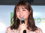 貴島明日香 (C)ORICON NewS inc.