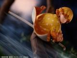 『一番くじ 鬼滅の刃 〜無限列車編〜』のフィギュア (C)吾峠呼世晴/集英社・アニプレックス・ufotable