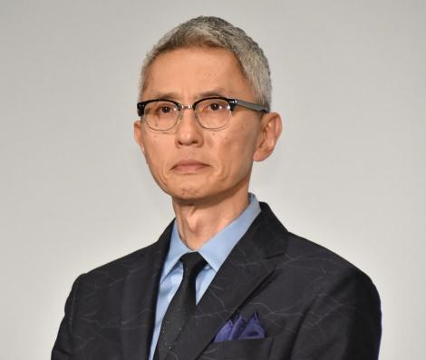 映画『罪の声』初日舞台あいさつに登壇した松重豊 (C)ORICON NewS inc.