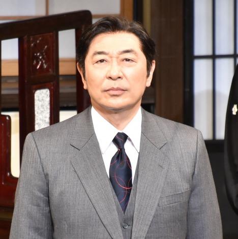 舞台『女の一生』の初日前会見に出席した高橋克実 (C)ORICON NewS inc.