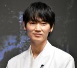 映画『ドクター・デスの遺産-BLACK FILE-』完成報告イベントに登壇した綾野剛 (C)ORICON NewS inc.