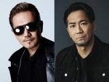 (左から)EXILE ATSUSHI、EXILE HIRO