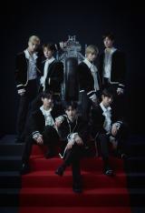ENHYPENデビューアルバム『BORDER : DAY ONE』グループコンセプトフォト「DUSK」バージョン