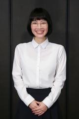 BSテレ東『ハルとアオのお弁当箱』オタク女子・ハル役の吉谷彩子(写真提供:BSテレ東)