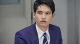 映画『ドクター・デスの遺産-BLACK FILE-』で初の刑事役に挑戦した岡田健史