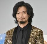 映画『おらおらでひとりいぐも』舞台あいさつに登壇した青木崇高(C)ORICON NewS inc.