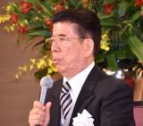 2020年度の文化功労者として政府から選出された西川きよし (C)ORICON NewS inc.