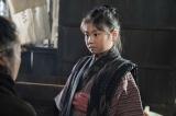 第1週・第1回より。9歳の千代を演じる毎田暖乃(C)NHK