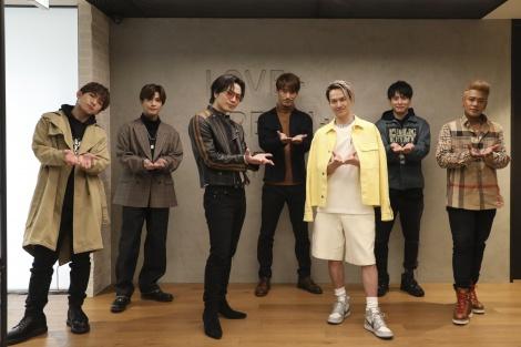 デビュー10周年記念日の11月10日に日本テレビ系『ZIP!』をジャックする三代目 J SOUL BROTHERS