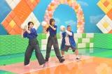 11月4日放送、『キズナデビルの挑戦状』出川哲朗率いる関東チーム (C)テレビ朝日