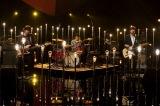 14日放送のNHK総合『SONGS』で5曲をフルサイズ披露するback number(C)NHK