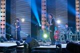 TV初披露の新曲「水平線」など5曲を演奏(C)NHK