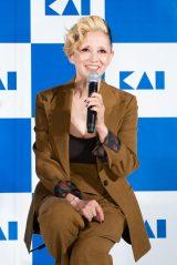 オンラインイベント『KAI Edge Museum 〜刃物で切り開く未来』に登場した夏木マリ