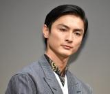 映画『あのこは貴族』の舞台あいさつに登壇した高良健吾 (C)ORICON NewS inc.