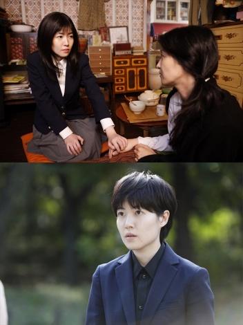 木曜ドラマ『七人の秘書』第3話(11月5日放送)シム・ウンギョンが高校時代も熱演。サランの過去も明らかに (C)テレビ朝日