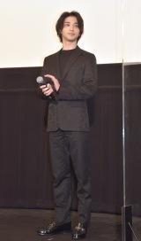 映画『きみの瞳(め)が問いかけている』大ヒット御礼イベントに登場した横浜流星 (C)ORICON NewS inc.