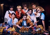 日本1stミニルバム『ALL IN』をリリースしたStray Kids
