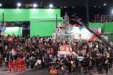 映画『サイレント・トーキョー』より渋谷のセットが公開(C)2020 Silent Tokyo Film Partners