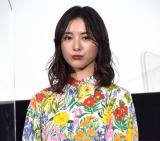 目を潤ませ主演作への思いを語った吉高由里子 (C)ORICON NewS inc.