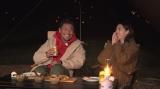魔裟斗&矢沢心夫妻=11月7日放送、『注文の多い初キャンプ』 (C)テレビ朝日