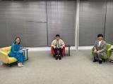 (左から)滝沢カレン、山里亮太、向井慧(C)「あのコの夢を見たんです。」製作委員会