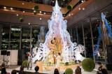 丸の内エリア『Marunouchi Bright Christmas 2020 〜LOVE & WISHES〜』クリスマスツリー点灯式の模様 (C)Santin Aki