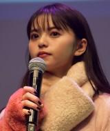『SHIBUYA SCRAMBLE FESTIVAL 2020 Produced by anan』に登場した齋藤飛鳥 (C)ORICON NewS inc.