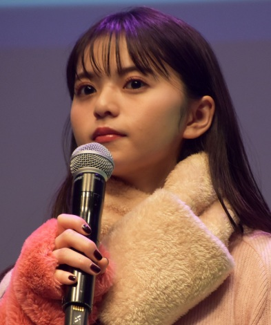 『SHIBUYA SCRAMBLE FESTIVAL 2020 Produced by anan』に登場した齋藤飛鳥 (C)ORICON NewS inc.