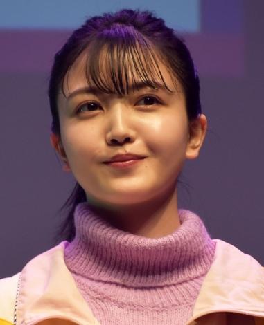 『SHIBUYA SCRAMBLE FESTIVAL 2020 Produced by anan』に登場した久保史緒里 (C)ORICON NewS inc.