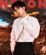 『NYLON JAPAN 1月号』メンバー別 限定版表紙・YUKI(C)NYLON JAPAN