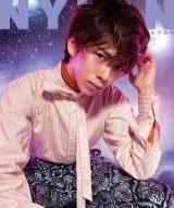 『NYLON JAPAN 1月号』メンバー別 限定版表紙・RYOGA(C)NYLON JAPAN