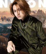 『NYLON JAPAN 1月号』メンバー別 限定版表紙・TAKASHI(C)NYLON JAPAN