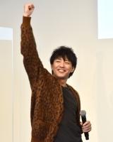 東京国際映画祭『酒井一圭presentsスーパー戦隊サプライズフェスティバル』に登場した金子昇